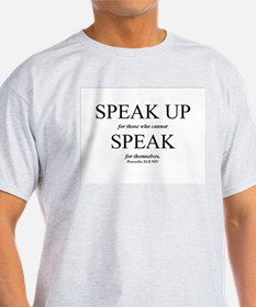 Speak Up T-Shirt