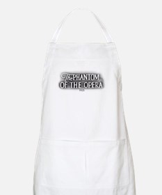 The Phantom of the Opera 1925 BBQ Apron