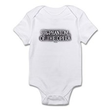 The Phantom of the Opera 1925 Infant Bodysuit