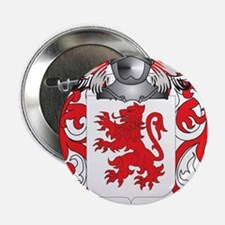"Marques Coat of Arms - Family Crest 2.25"" Button"