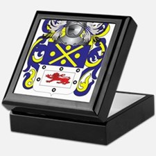 Marquez Coat of Arms - Family Crest Keepsake Box
