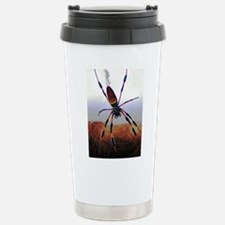 Fiery Spider Travel Mug