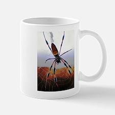 Fiery Spider Mug