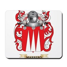 Marrero Coat of Arms - Family Crest Mousepad