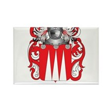 Marrero Coat of Arms - Family Crest Rectangle Magn
