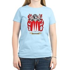 Marrero Coat of Arms - Family Crest T-Shirt