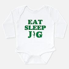 EAT SLEEP JIG Body Suit