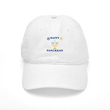 Happy Hanukkah Baseball Cap
