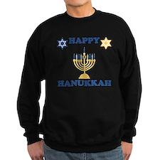 Happy Hanukkah Jumper Sweater