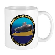 SSN-785 Design Team Logo Mug