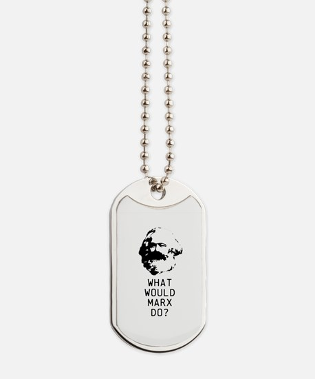 What Would Max Weber Do? Dog Tags