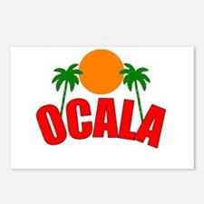 Ocala, Florida Postcards (Package of 8)