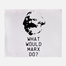 What Would Karl Marx Do? Throw Blanket