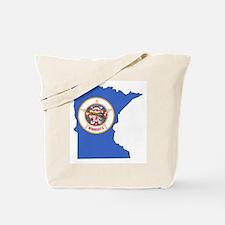 Cute Us states Tote Bag