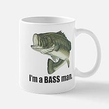 bass man Mug