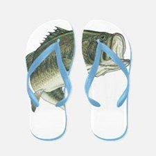 bass man Flip Flops