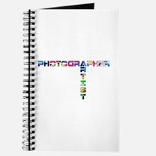 PHOTOGRAPHER-ARTIST-COLOR Journal