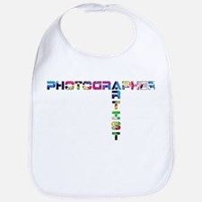 PHOTOGRAPHER-ARTIST-COLOR Bib