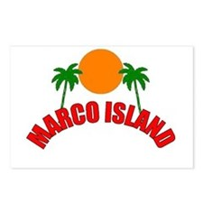 Marco Island, Florida Postcards (Package of 8)