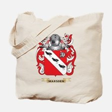 Marsden-2 Coat of Arms - Family Crest Tote Bag