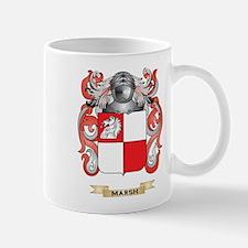 Marsh Coat of Arms - Family Crest Mug