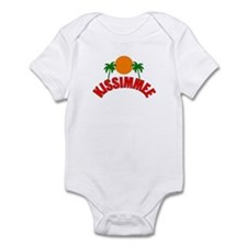 Kissimmee, Florida Infant Bodysuit