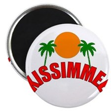 """Kissimmee, Florida 2.25"""" Magnet (10 pack)"""