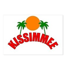 Kissimmee, Florida Postcards (Package of 8)