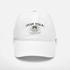 tesla-static-LTT Baseball Cap