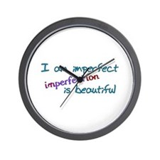 Imperfection Clock