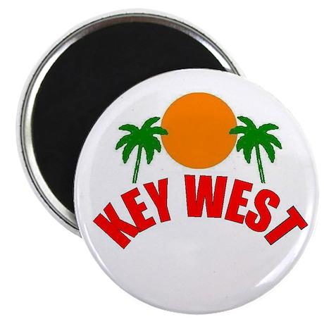 """Key West, Florida 2.25"""" Magnet (10 pack)"""