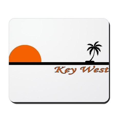 Key West, Florida Mousepad