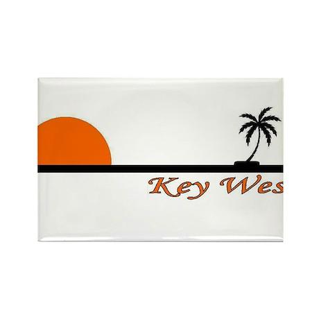 Key West, Florida Rectangle Magnet (10 pack)