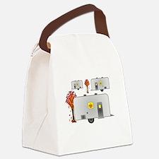 Halloween Night Canvas Lunch Bag