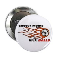Soccer Moms Button