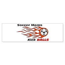 Soccer Moms Bumper Bumper Sticker