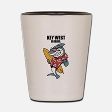 Key West, Florida Shot Glass