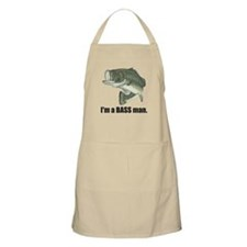 big bass Apron