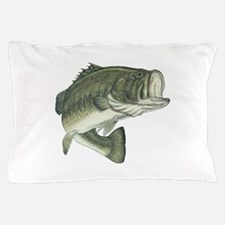 big bass Pillow Case