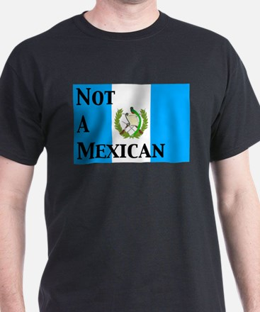Not A Mexican Guatemala T-Shirt
