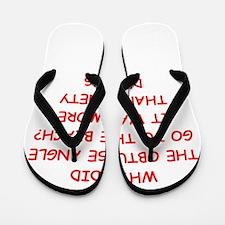 geometry Flip Flops