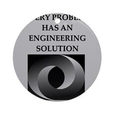 engineering Ornament (Round)