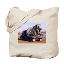 Cement Mixer Truck #1 photo d Tote Bag