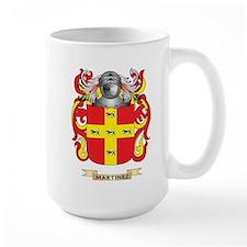 Martinez Coat of Arms - Family Crest Mug