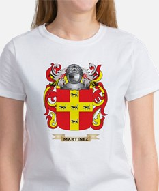 Martinez Coat of Arms - Family Crest T-Shirt