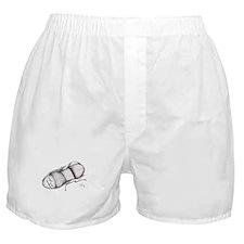 Pencil - Jazz Tap Shoe Boxer Shorts