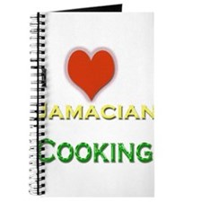 I Love Jamacian Cooking Journal