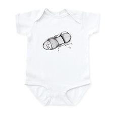 Pencil - Jazz Tap Shoe Infant Bodysuit
