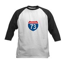 Amateur Radio Interstate Sign Tee