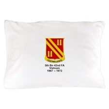 5th Bn, 42nd Field Artillery Pillow Case